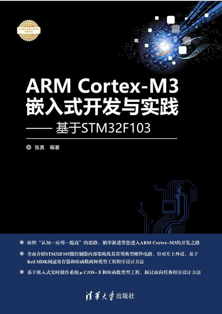 如stm32f103核心电路,电源电路与按键电路,led与蜂鸣器电路模块,串口
